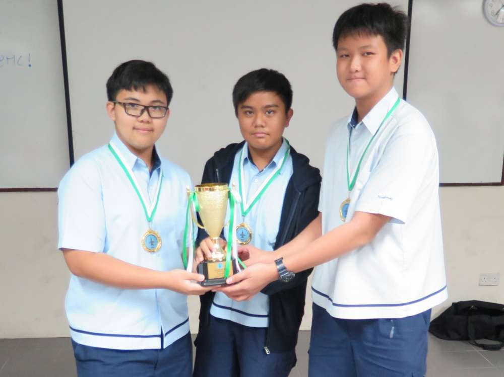 8TH FIGHTER CHALLENGE RESULT - Northbrooks Sec School